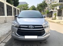 Cần bán gấp xe Toyota Innova Model 2018, số sàn, màu bạc còn bảo hành chính hãng giá 595 triệu tại Tp.HCM