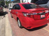 Bán Toyota Vios G sản xuất 2015, màu đỏ, giá khuyến mãi đến hàng chục triệu giá 480 triệu tại Tp.HCM