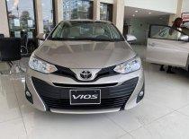 Xe Toyota Vios E CVT tự động sản xuất 2020, màu vàng giá 505 triệu tại Bắc Ninh