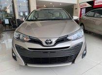 Cần bán xe Toyota Vios G CVT cao cấp đời 2020, màu vàng giá 555 triệu tại Bắc Ninh