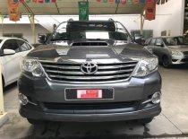Bán ô tô Toyota Fortuner đời 2015, màu xám, số sàn giá 730 triệu tại Tp.HCM