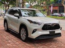 Bán Toyota Highlander Limited năm 2020, màu trắng, nhập khẩu giá 4 tỷ 150 tr tại Hà Nội