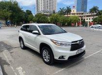 Bán xe Toyota Highlander LE đời 2014, màu trắng, nhập khẩu nguyên chiếc giá 1 tỷ 368 tr tại Hà Nội
