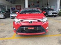 Bán xe Vios G sx 2014 màu đỏ, xe gia đình đẹp giá 470 triệu tại Tp.HCM