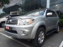 Cần bán Toyota Fortuner 2.5 MT đời 2010, màu bạc - nhà đi, đã test hãng giá Giá thỏa thuận tại Tp.HCM