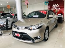 Cần bán Toyota Vios G đời 2016, màu vàng giá 510 triệu tại Tp.HCM