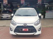 Bán Toyota Wigo 1.2AT đời 2018, màu trắng, nhập khẩu chính hãng, giá 380tr giá 380 triệu tại Tp.HCM