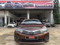 Xe Toyota Corolla altis 1.8G năm 2014, màu nâu giá 590 triệu tại Tp.HCM