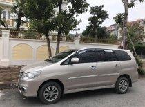 Cần bán Toyota Innova E 2016, màu vàng, 420tr giá 420 triệu tại Hà Nội