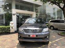 Cần bán xe Toyota Fortuner 2.7v sản xuất 2014, màu xám, giá 650tr giá 650 triệu tại Tp.HCM