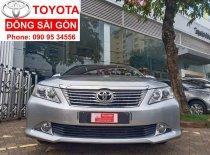 Cần bán xe Toyota Camry 2.0E năm 2013, màu bạc giá Giá thỏa thuận tại Tp.HCM