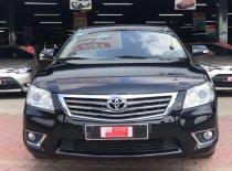Bán Toyota Camry 2.0E đời 2012, màu đen giá 640 triệu tại Tp.HCM