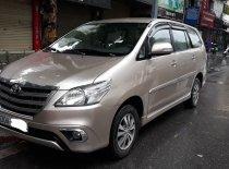 Bán xe Toyota Innova E đời 2015, màu xám, còn mới giá 408 triệu tại Hà Nội