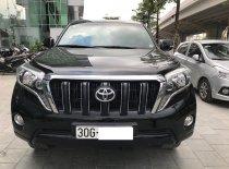 Cần bán lại xe Toyota Prado TXL đời 2017, màu đen, nhập khẩu giá 1 tỷ 750 tr tại Hà Nội