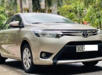 Bán ô tô Toyota Vios E đời 2016, màu vàng, chính chủ giá cạnh tranh giá 373 triệu tại Hà Nội