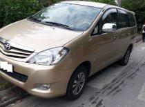 Cần bán gấp Toyota Innova E đời 2011, màu bạc, số sàn, giá 258tr giá 258 triệu tại Hà Nội