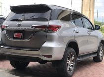 Bán Toyota Fortuner 2.4 G đời 2017, màu bạc, nhập khẩu chính hãng  giá Giá thỏa thuận tại Tp.HCM