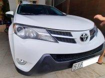 Bán Toyota RAV4 đời 2015, màu trắng, xe nhập, số tự động giá 1 tỷ 133 tr tại Tp.HCM