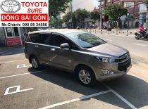 Bán ô tô Toyota Innova 2.0E đời 2018, màu nâu, như mới giá Giá thỏa thuận tại Tp.HCM