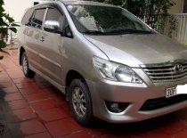 Chính chủ cần bán Toyota Innova 2012 giá 275 triệu tại Hà Nội