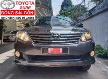 Bán ô tô Toyota Fortuner 2.7AT đời 2013, màu xám giá Giá thỏa thuận tại Tp.HCM
