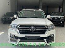 Bán Toyota Land Cruiser 4.6 VXS sản xuất 2020, màu trắng, xe nhập giá 6 tỷ 480 tr tại Hà Nội
