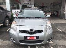 Bán xe Toyota Yaris 1.3G sản xuất 2010, màu xám, nhập khẩu giá 370 triệu tại Tp.HCM