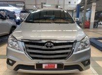 Cần bán xe Toyota Innova 2.0G đời 2014, màu bạc, giá thương lượng giá 520 triệu tại Tp.HCM