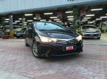 Cần bán xe Toyota Corolla Altis 1.8G đời 2014, màu đen, giá thương lượng giá 530 triệu tại Tp.HCM