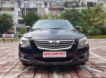cần bán xe Toyota Camry 3.5Q đời 2007, màu đen giá cạnh tranh giá 439 triệu tại Hà Nội