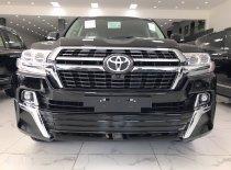 Bán xe Toyota Landcruiser 4.6V8 2021 màu đen nội thất nâu giá 4 tỷ 30 tr tại Hà Nội