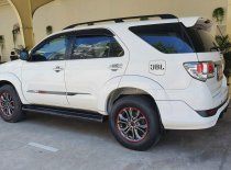 Cần bán xe Toyota Fortuner 2.7 TRD sản xuất 2014, màu trắng giá Giá thỏa thuận tại Tp.HCM