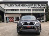 Bán ô tô Toyota Fortuner 2.4G đời 2017, màu xám, giá ưu đãi cuối năm giá 890 triệu tại Tp.HCM