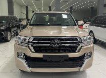 Siêu hot duy nhất 1 xe màu vàng Toyota Land Cruiser 5.7 VXS 2021 mới 100%, xe giao ngay giá 8 tỷ 150 tr tại Hà Nội