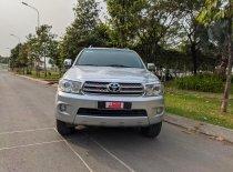 Bán xe Toyota Fortuner 2.5G đời 2011, màu bạc giá 570 triệu tại Tp.HCM