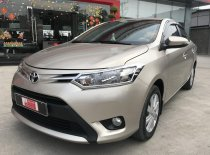 Cần bán xe Toyota Vios 1.5G đời 2018, màu nâu giá 495 triệu tại Tp.HCM