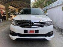 Bán xe Toyota Fortuner 2.7V đời 2015, màu trắng, Giá Siêu Khuyến Mãi giá 760 triệu tại Tp.HCM