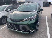 Bán xe Toyota Sienna Platinum sản xuất 202, xe xuất Mỹ giá 4 tỷ 230 tr tại Hà Nội