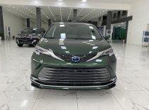 Bán Toyota Sienna Limited nhập Mỹ, sản xuất 2021, mới 100%, xe giao ngay giá 4 tỷ 300 tr tại Tp.HCM
