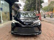 Bán Toyota Sienna Platinum 2021, màu đen, nhập khẩu Mỹ giá 4 tỷ 250 tr tại Hà Nội