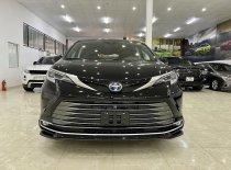 Toyota Sienna Platinum 2021, màu đen, nhập khẩu Mỹ, giá cực tốt giá 4 tỷ 250 tr tại Hà Nội