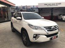 Bán Toyota Fortuner 2.4G năm 2017, màu trắng, nhập khẩu chính hãng, giá tốt giá 890 triệu tại Tp.HCM