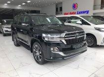 Bán Toyota Land Cruiser 4.5V8 máy dầu 2021, màu đen nhập mới giá 6 tỷ 900 tr tại Hà Nội
