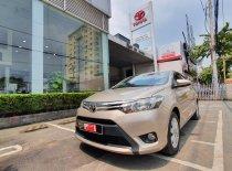 Cần bán xe Toyota Vios 1.5E CVT đời 2017, màu nâu giá 490 triệu tại Tp.HCM