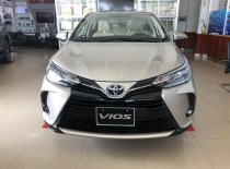 Cần bán Toyota Vios 1.5G CVT đời 2021, đủ màu, trả trước 120 triệu giá 581 triệu tại Tp.HCM