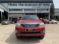 Bán Toyota Fortuner 2.7V đời 2015, màu đỏ giá 680 triệu tại Tp.HCM