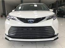 Bán Toyota Sienna Platinum xuất Mỹ màu trắng, nội thất nâu năm 2021 giá 4 tỷ 150 tr tại Hà Nội