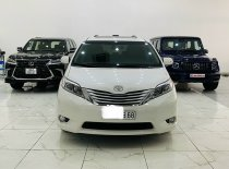 Bán Toyota Sienna 3.5 Limited, đăng ký 2016, 1 chủ từ đầu, xe đẹp, biển đẹp giá 2 tỷ 460 tr tại Hà Nội