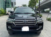 Cần bán xe Toyota Land Cruiser 4.6 V8 năm 2016, màu đen, xe nhập, như mới giá 3 tỷ 250 tr tại Hà Nội