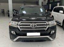Bán ô tô Toyota Land Cruiser 5.7 sản xuất 2016, màu đen, nhập khẩu giá 4 tỷ 850 tr tại Hà Nội